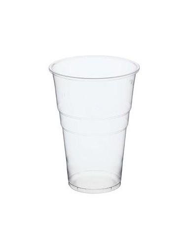 Kubek plastikowy do piwa 400 ml - 50...