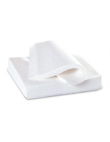 Serwetki gastronomiczne białe 15x15 -...